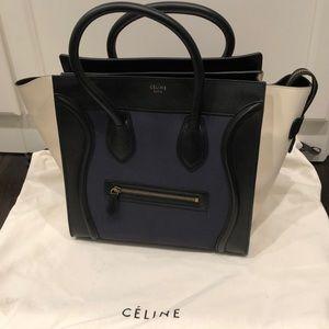 Céline mini trip color luggage